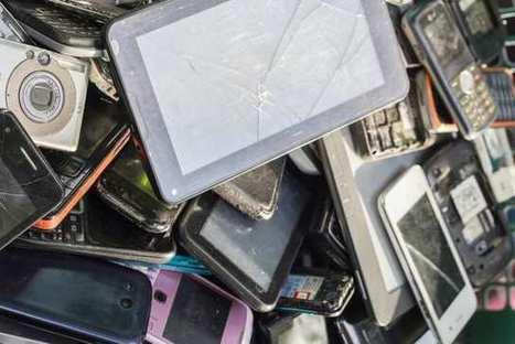 JO 2020: des médailles d'or fabriquées à partir de vieux smartphones | Forge - Fonderie | Scoop.it