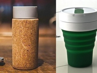 Cups: Which reusable coffee cup do you prefer? | Eco Action Heroes | Scoop.it