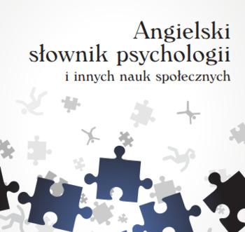 (PL) (EN) (PDF) - Angielski słownik psychologii | Wojciech J. Imielski, Bogumiła Z. Wesołowska | Glossarissimo! | Scoop.it