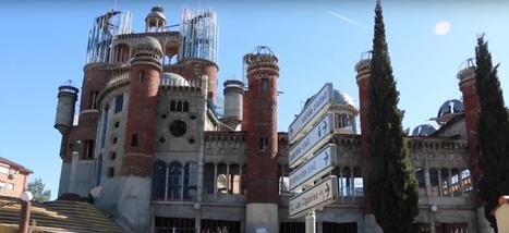 À la découverte d'une cathédrale construite par un seul homme | Archivance - Miscellanées | Scoop.it