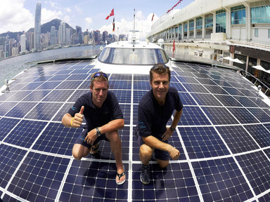 World's largest solar boat docks in Hong Kong | An Electric World | Scoop.it