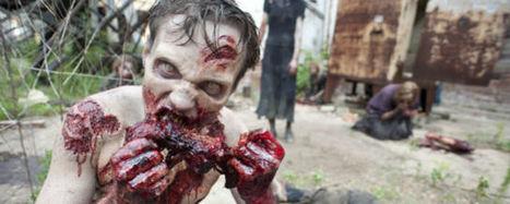'The Walking Dead' pide sangre a cambio de merchandising | Marketing | Scoop.it