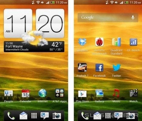 HTC One X+.. key updates inside | Sniffer | Scoop.it