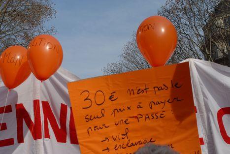 Clementina : Libre, mais pour faire quoi, pour aller où ? - Prostitution et Société   Prostitution : 30 jours, 30 témoignages   Scoop.it