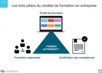 Digital learning et réforme : vers un nouveau modèle pour la formation ? | Numérique & pédagogie | Scoop.it