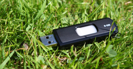 Almost half of dropped USB sticks will get plugged in | digitalcuration | Scoop.it