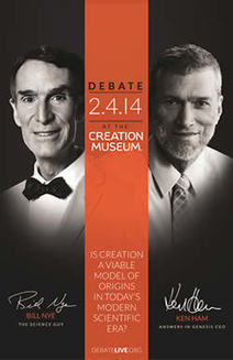 "Feedback: Will Ken Ham ""Crumble to Scientific Facts"" in the Debate? - Answers in Genesis 