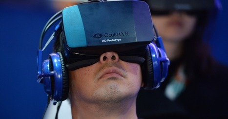 Facebook Acquires Oculus VR for $2 Billion | digital mentalist  and cool innovations | Scoop.it