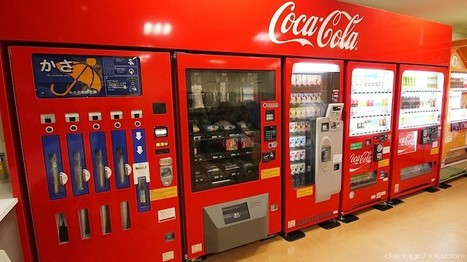 31 Photos Of Incredible Vending Machines | The Roosevelts | Vending Solutions | Scoop.it