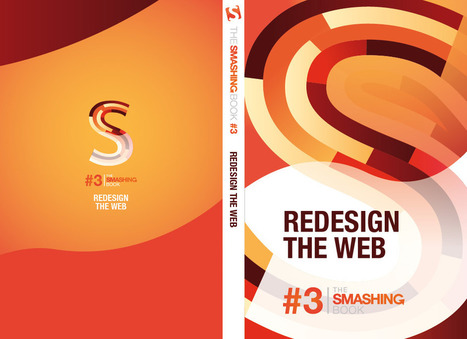 """The Smashing Book #3"" cover design 