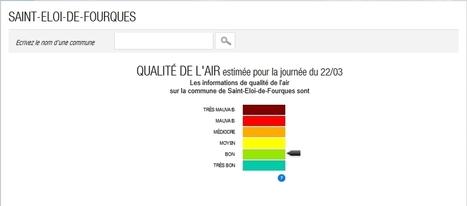 La qualité de l'air à Saint-Eloi-de-Fourques | Haute-Normandie | Scoop.it