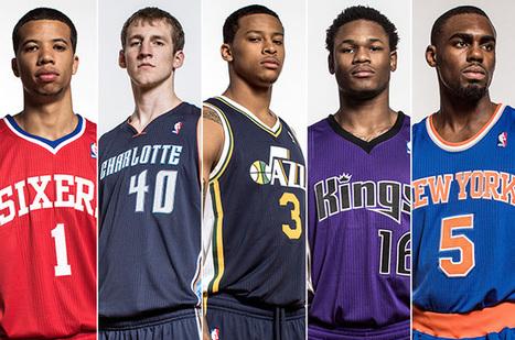 NBA Rookie Playlists: Five Basketball Freshmen Talk Favorite Music - Billboard | Old Rap vs. New Rap | Scoop.it