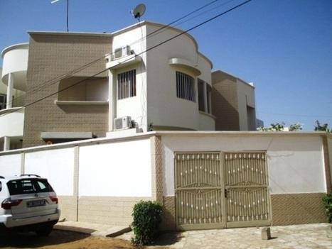 Maison vendre dakar au senega for Acheter une maison au senegal