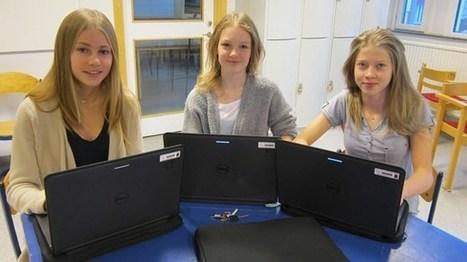 Tusentals datorer ska lyfta skolresultaten i Örebro - Sveriges Radio | Social media | Scoop.it