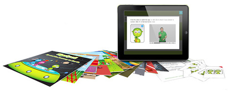 Inclusive and engaging literacy development with SignSpell ebooks | Early years education | Scoop.it