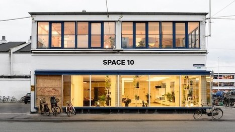 Ikea's Space10 future-living space addresses urban living problems   Real Estate Plus+ Daily News   Scoop.it