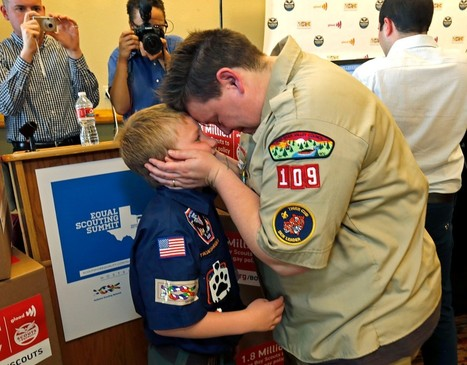 Boy Scouts Prepare for Gay Youth, But Gay Troop Leaders Still Banned | Garrett's Gay Guide to Las Vegas | Scoop.it