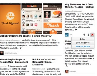 paper.li - the blog | Social Networking for Information Professionals | Scoop.it