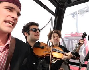 Deadly Gentlemen on The Gondola Sessions | Acoustic Guitars and Bluegrass | Scoop.it
