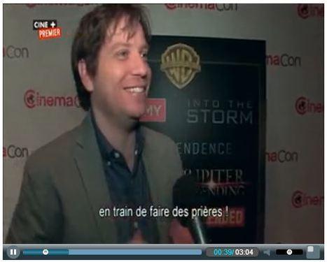 Hollywood Live - Cine+ Premier   Godzilla - TV & Web Coverage   Scoop.it