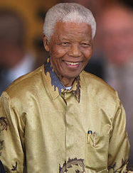 Nelson Mandela - Wikipédia   Nelson Mandela   Scoop.it