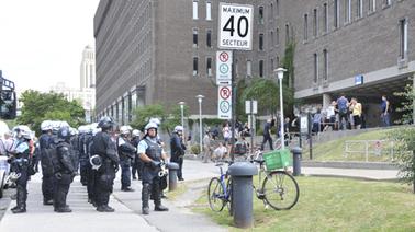 La rentrée perturbée à l'Université de Montréal | L'enseignement dans tous ses états. | Scoop.it