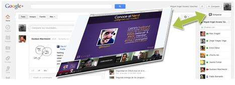 Organizar un Hangout y emitir en directo en el canal de Youtube   oliviermarchand.es   Scoop.it