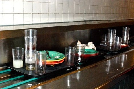 Elimination of trays decreases food waste in dining halls - UM Maneater | Food Waste As Such | Scoop.it