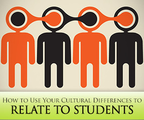 5 Ways to Use Your Cultural Differences to Relate to Your Students | Language? | Scoop.it