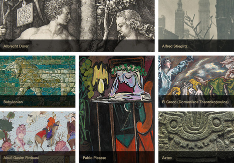 The Metropolitan Museum of Art Releases 400,000 Images Online for Non-Commercial Use | flânerie | Scoop.it