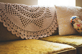 Willow (Doily Blanket) pattern by Lisa Gutierrez | Knitting for everyday comfort and delight | Scoop.it