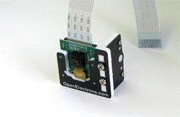 Pi-Pan un projet de tête panoramique pour la caméra du Raspberry Pi   Tecknolik   Scoop.it