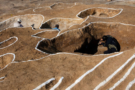 Graves and Garbage: The Hard Life of an Archeologist | Merveilles - Marvels | Scoop.it