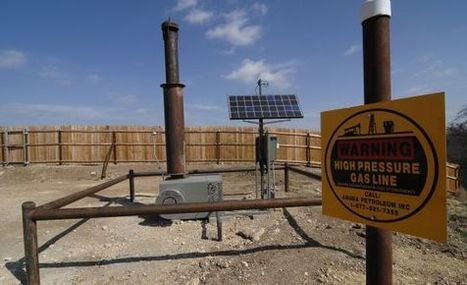 Golpe judicial al 'fracking' | EcoLegendo | Scoop.it