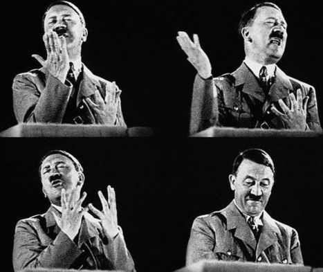 Metanfetamina, cocaína y nazismo en vena: Hitler iba hasta arriba | Enseñar Geografía e Historia en Secundaria | Scoop.it