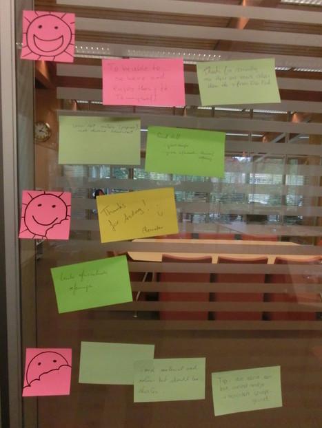 The Happiness Door Measures Office Pulse - Management 3.0 | Facilitation du travail d'équipe | Scoop.it