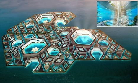 Incredible floating city of the future | Discovering The Obvious: New ways to solve age old problems | Scoop.it