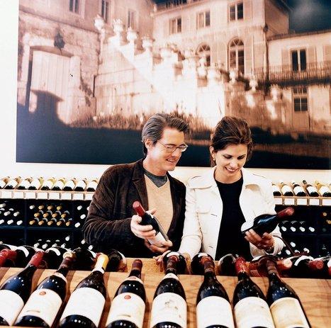 The 6 Most Extravagant Bottles of #Wine Every True Connoisseur Should Own | Le Vin en Grand - Vivez en Grand ! www.vinengrand.com | Scoop.it