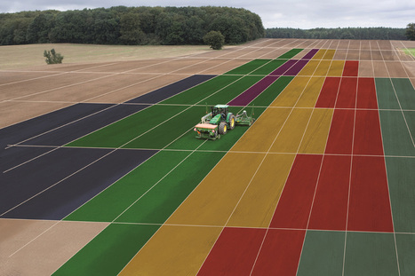 Monsanto Expands Precision Agriculture Offerings For Farmers can improve corn yields by 10 bu per acre | Carbone | Scoop.it