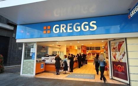 Greggs bakery shows how to handle a social media nightmare after offensive logo appears on Google - Telegraph | EHealth - mHealth | Scoop.it