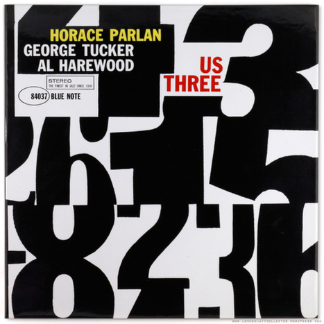 Horace Parlan: Us Three (1960) Blue Note - MM33 | Jazz Plus | Scoop.it