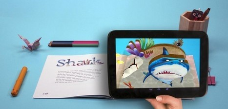 10 Augmented Reality Apps For Kids | 21st Century Technology Integration | Scoop.it