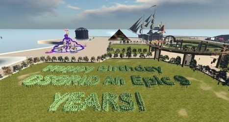 OSgrid birthday bash marred by outages –   Second Life and other Virtual Worlds   Scoop.it