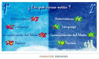 Juegos para alumnos de Primer Ciclo de Primaria | Ticenelaula | Scoop.it