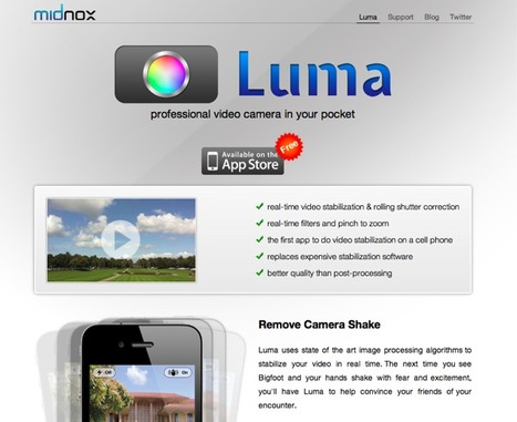 midnox : Luma | Emerging Digital Workflows [ @zbutcher ] | Scoop.it