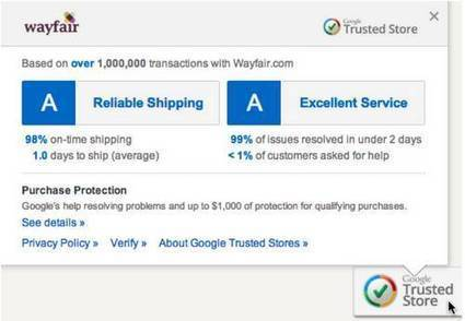 A Crash Course in the New Google Trusted Stores Program | SEO Tips, Advice, Help | Scoop.it