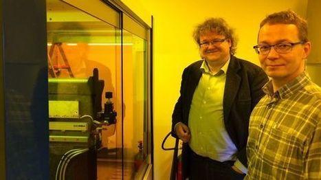 Maailmassa ainutlaatuinen 3D-tulostin alkaa tehdä linssejä Joensuussa – rajana vain mielikuvitus | Some pages | Scoop.it