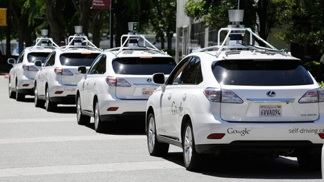 Self-driving vehicles could cut U.S. car ownership by half | digital mentalist  and cool innovations | Scoop.it