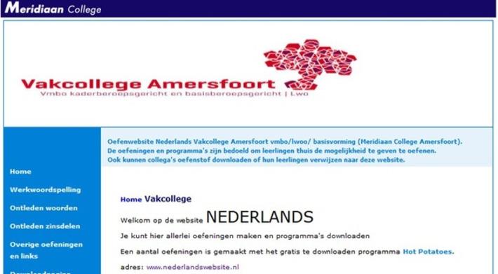 Edu-Curator: Nederlandswebsite: Allerlei online taal- en spellingsoefeningen | Educatief Internet - Gespot op 't Web | Scoop.it