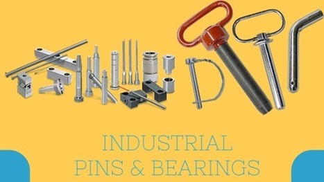 All About Pins Manufacturers In India | Industries News Updates | Rollers and bearings manufacturers and exporters | Scoop.it